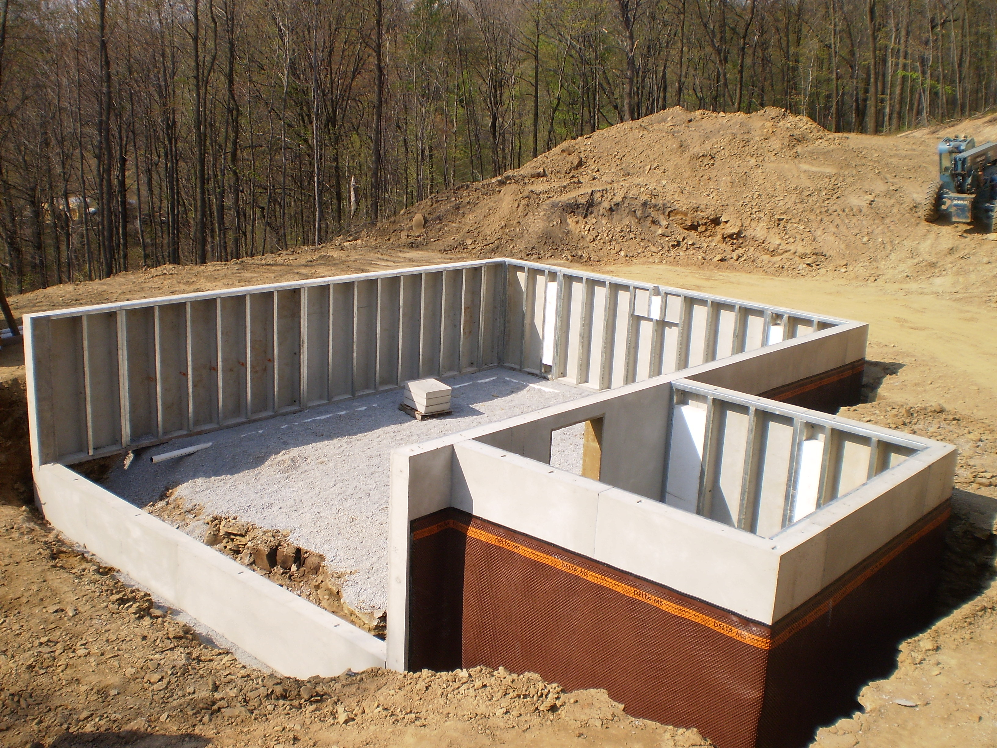 Precast Concrete Basement Walls Part - 31: ... Gallery ...