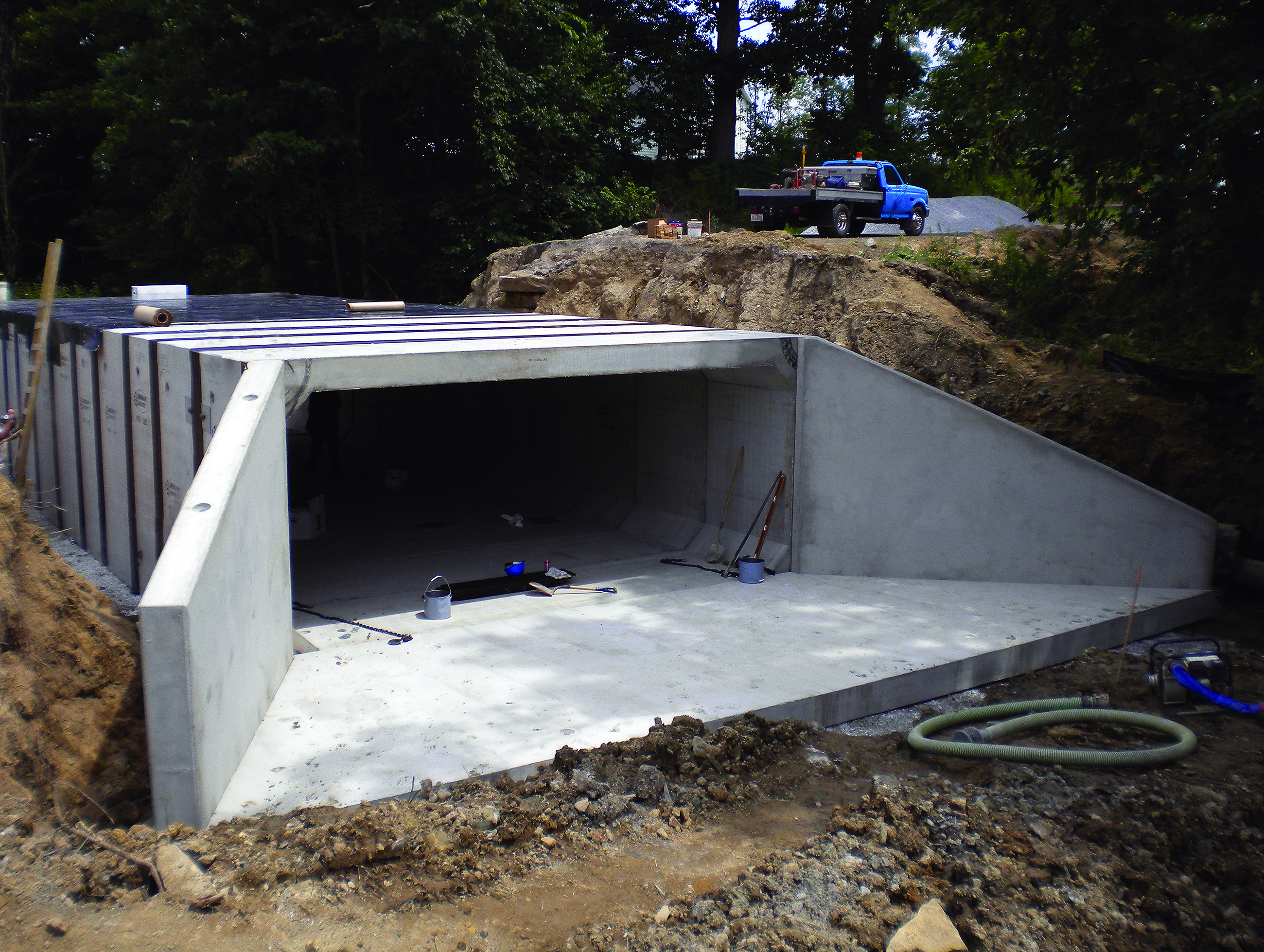 Use Box Culverts for Fast Bridge Replacement - NPCA