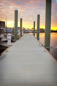Precast Concrete Docks