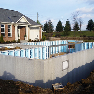 Precast Concrete Foundation