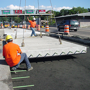 Precast Concrete Paving Slab