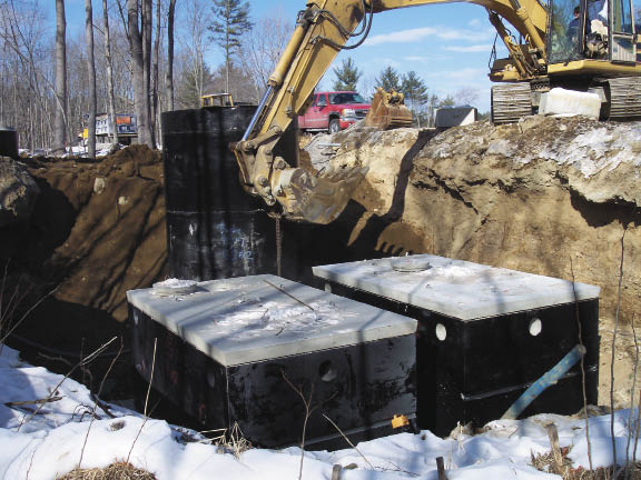 Septic tank warranties for How big of a septic tank do i need